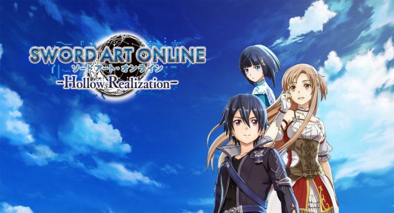 Sword Art Online Hollow Realization sur Nintendo Switch