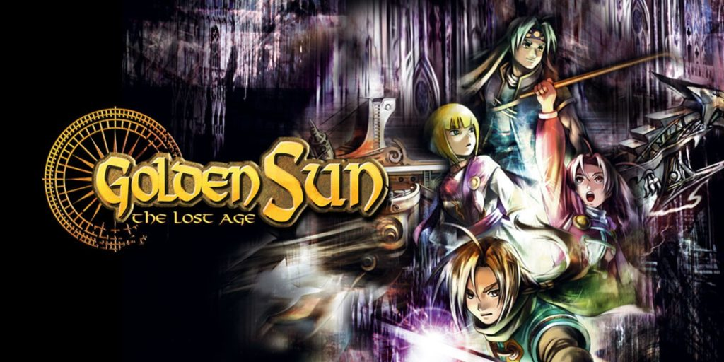 Golden Sun Age perdu