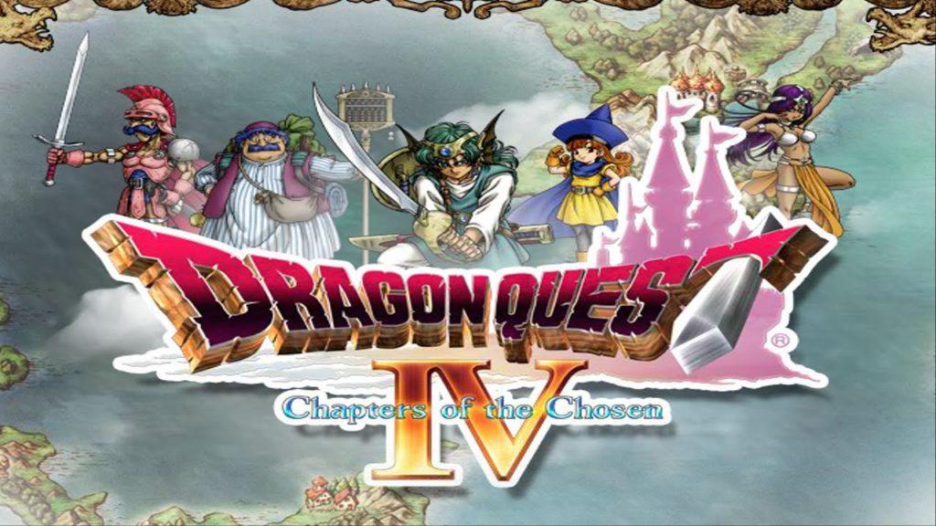 Dragon Quest IV rpg