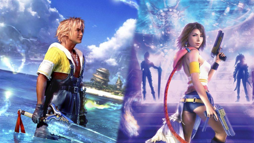 rpg Final Fantasy X