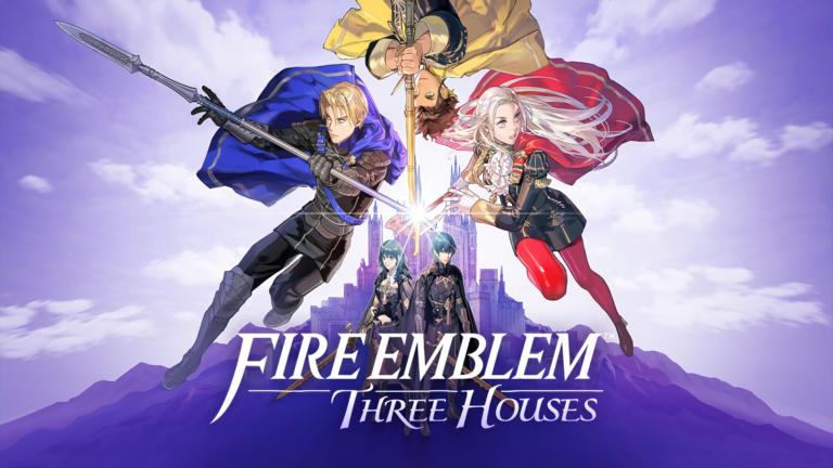 Fire Emblem Three Houses sur Switch (Test)