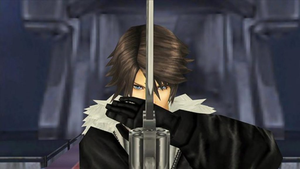 Final fantasy VIII remastered squall