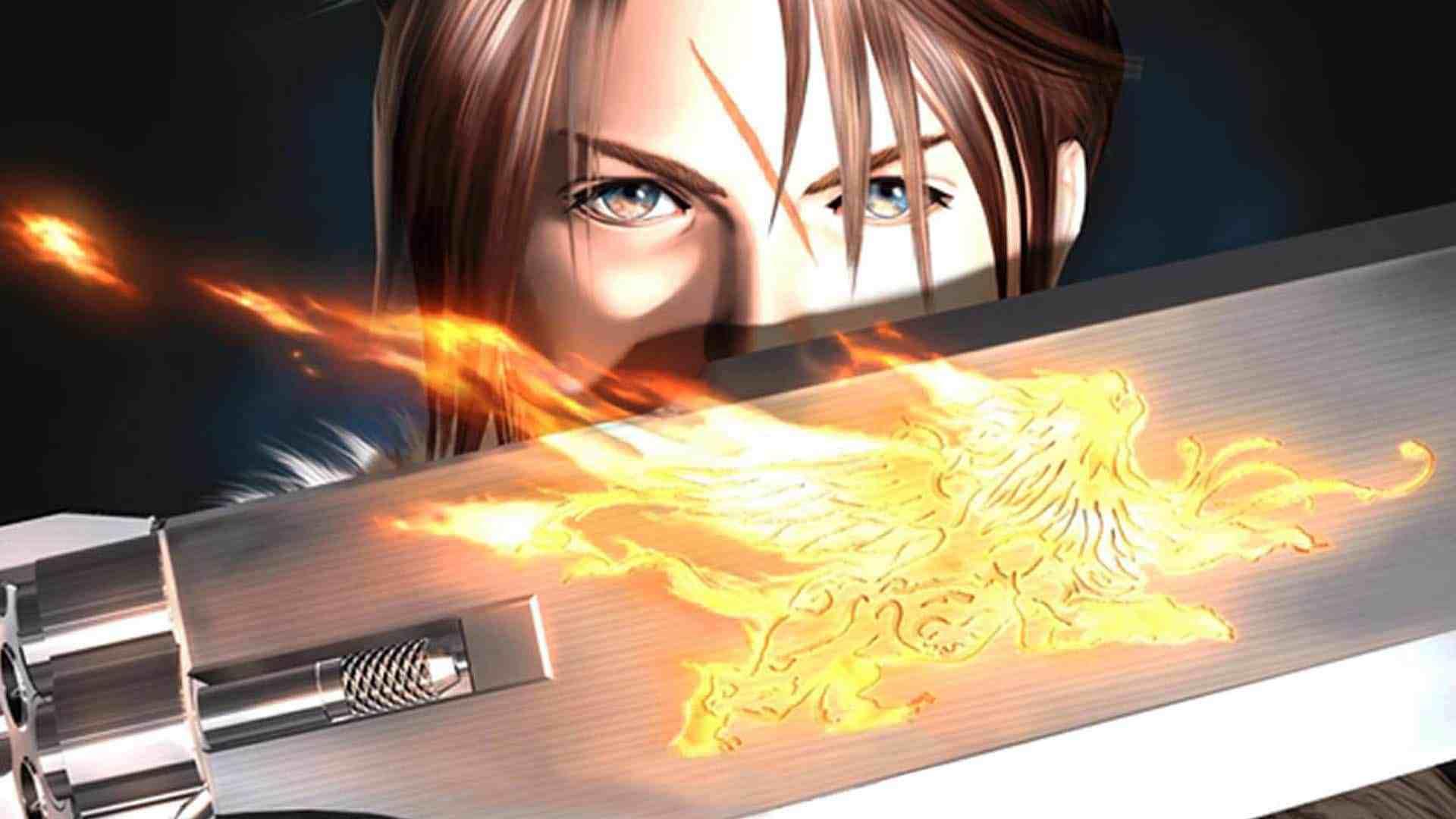 Final Fantasy VIII remastered en Septembre