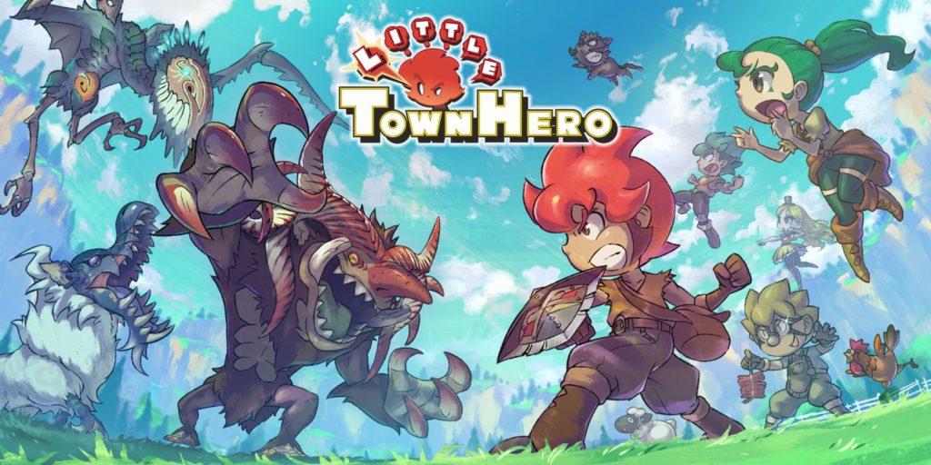 Nintendo Direct Little Town Hero