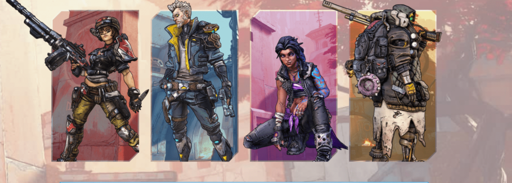 Chasseur Arche Borderlands 3