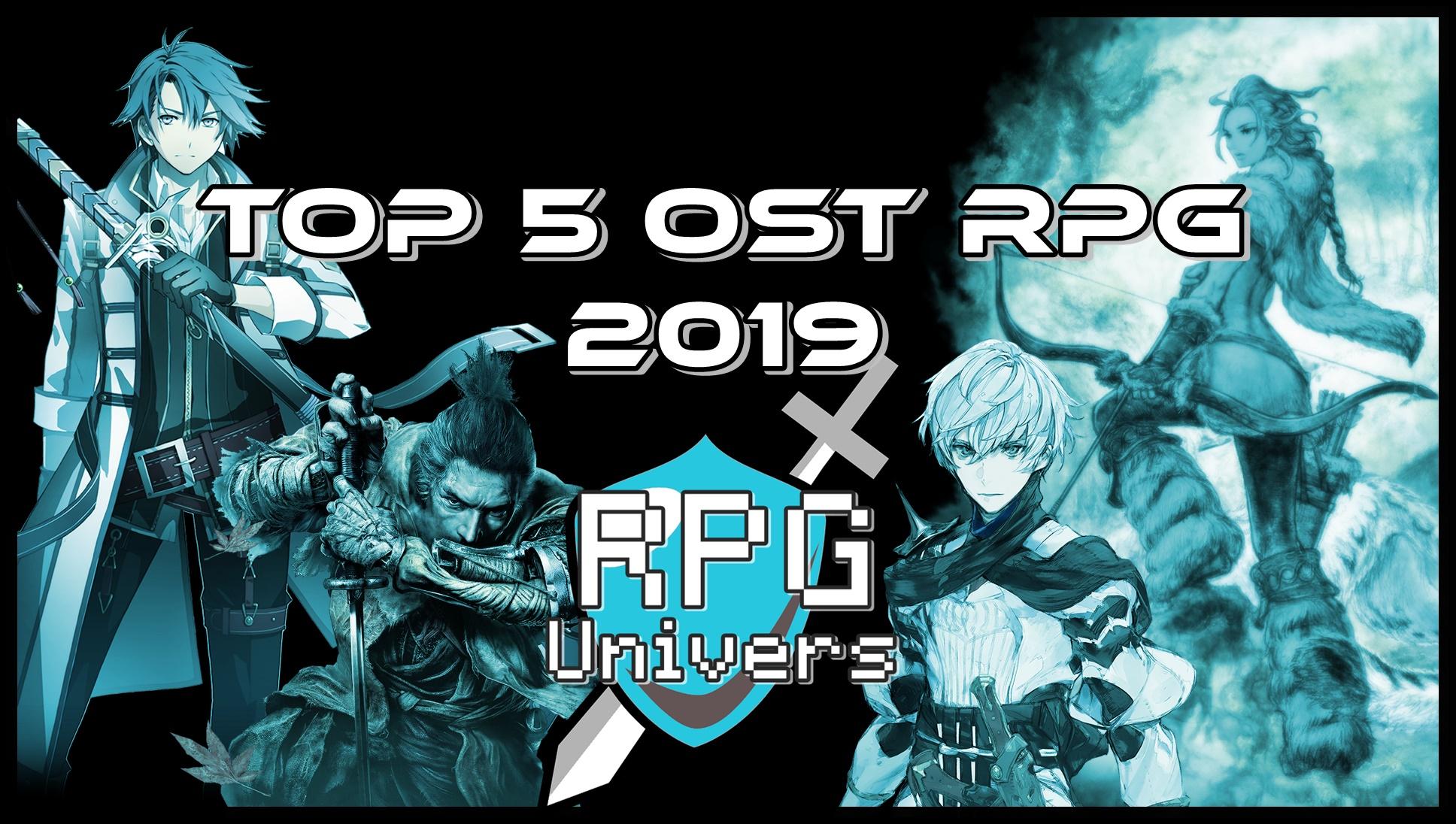 Notre top 5 OST RPG de 2019