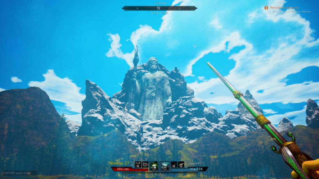 Montagne Citadel