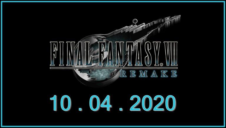 Final Fantasy 7 Remake reporté