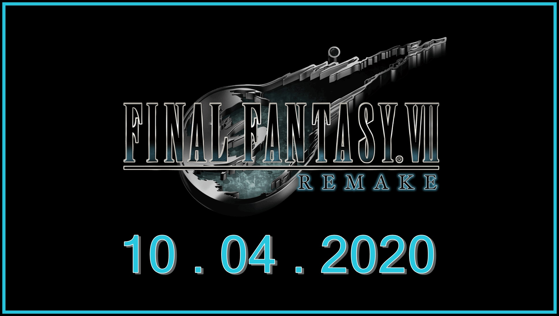 Final Fantasy 7 Remake reporté