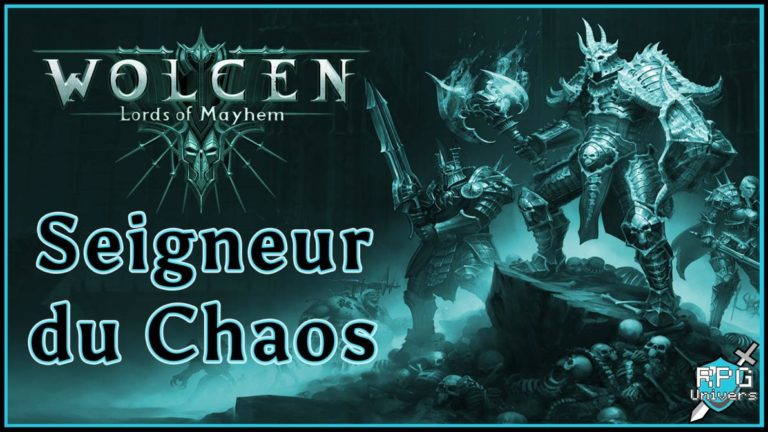 Wolcen Lords of Mayhem: Seigneur du Chaos