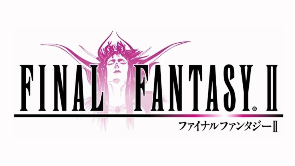 logo jeu ff II
