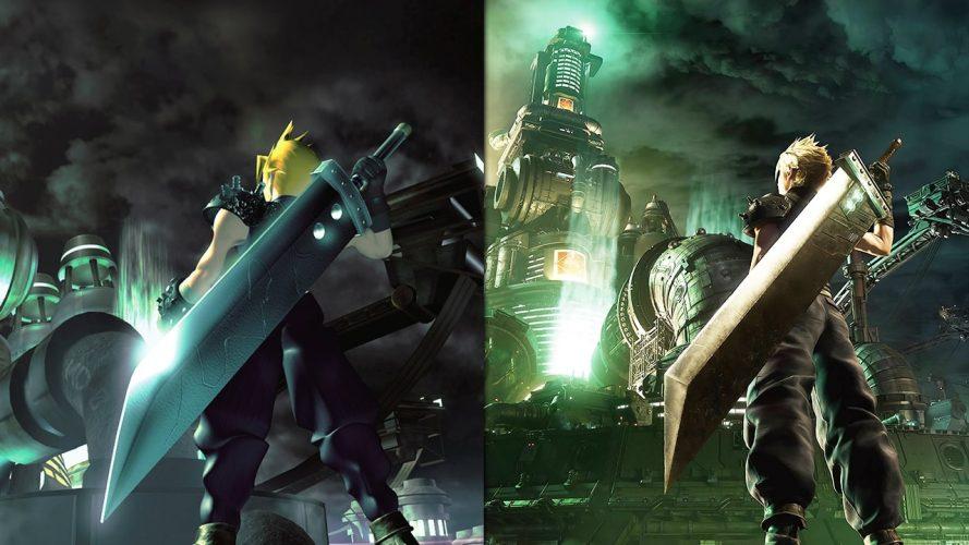remaster vs remake FF7