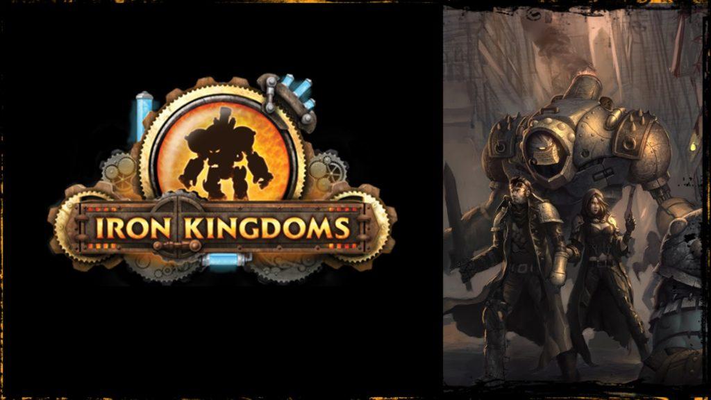 Royaumes d'Acier RPG JDR