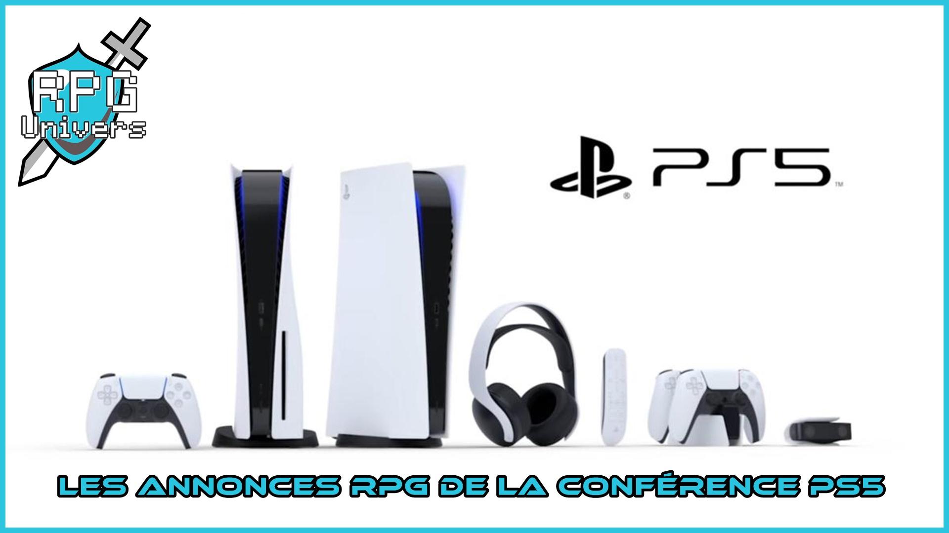 Playstation 5 : Notre top 5 des annonces RPG de la conférence