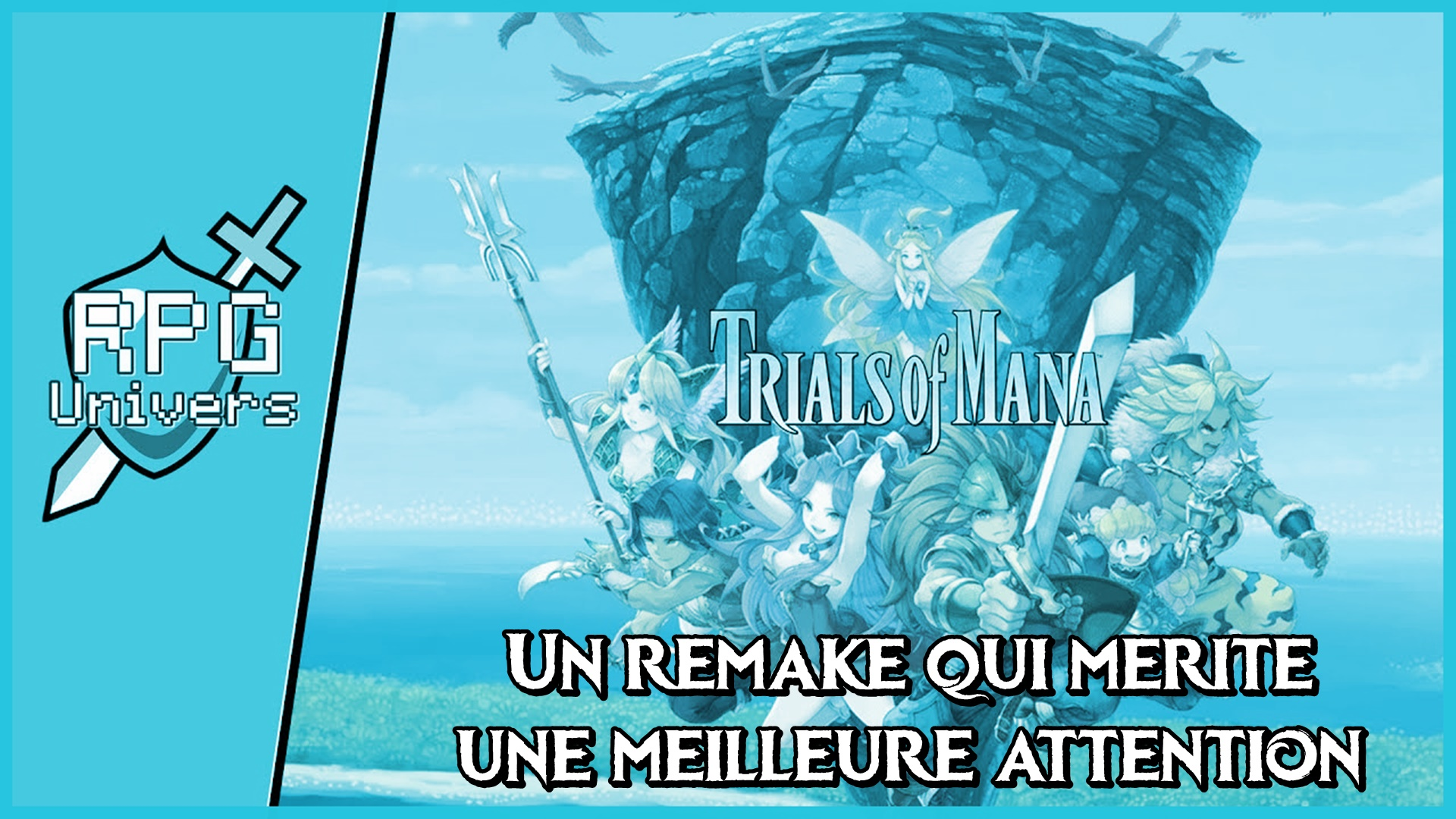 Trials of Mana: un vrai remake qui mérite une meilleure attention