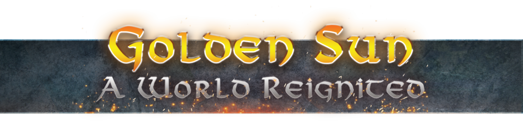Golden Sun a World reignited