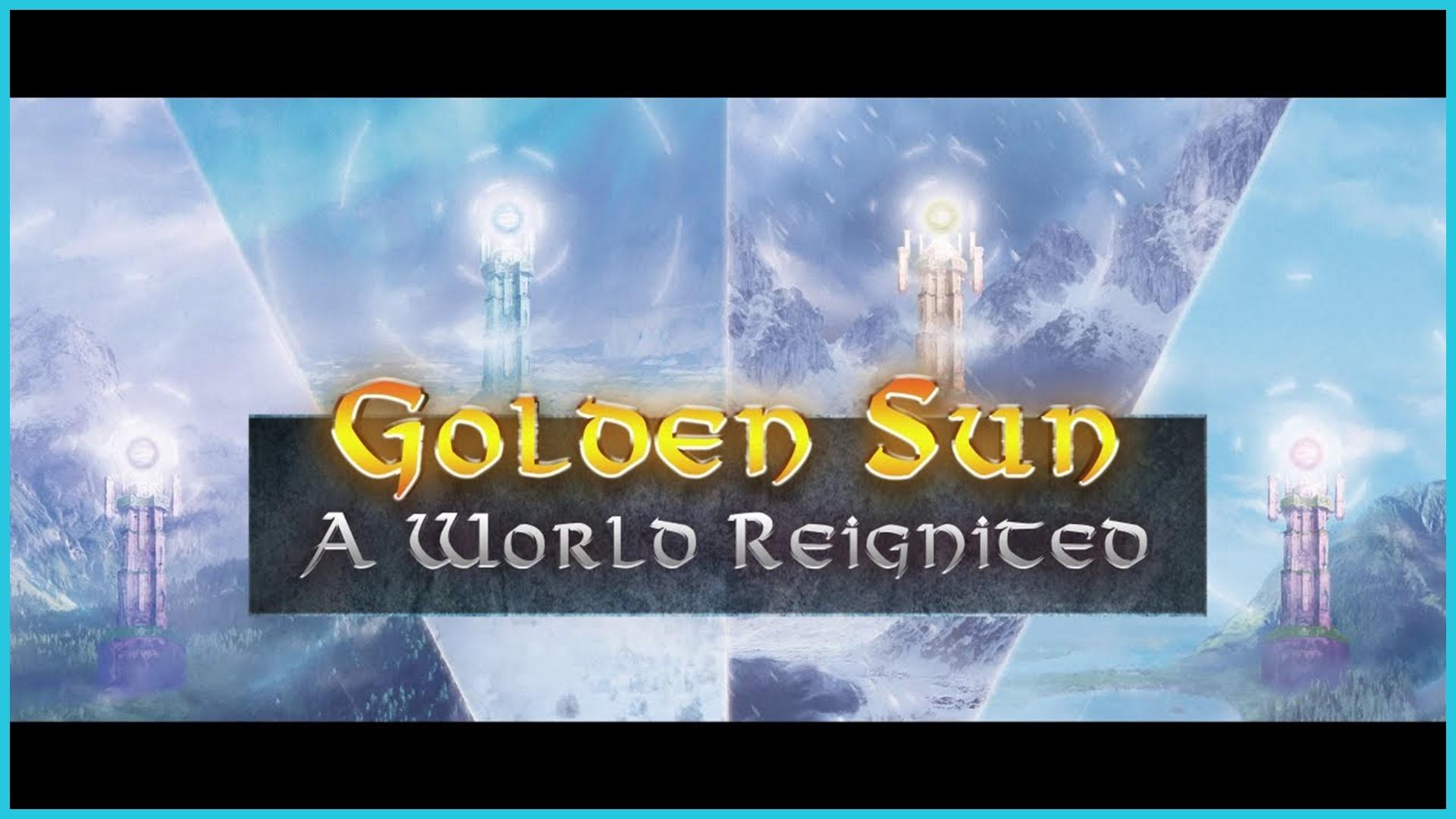"Golden Sun: l'album ""A World Reignited"" enfin disponible"